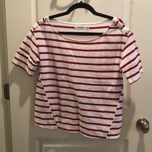 Pilcro for Anthropologie Top